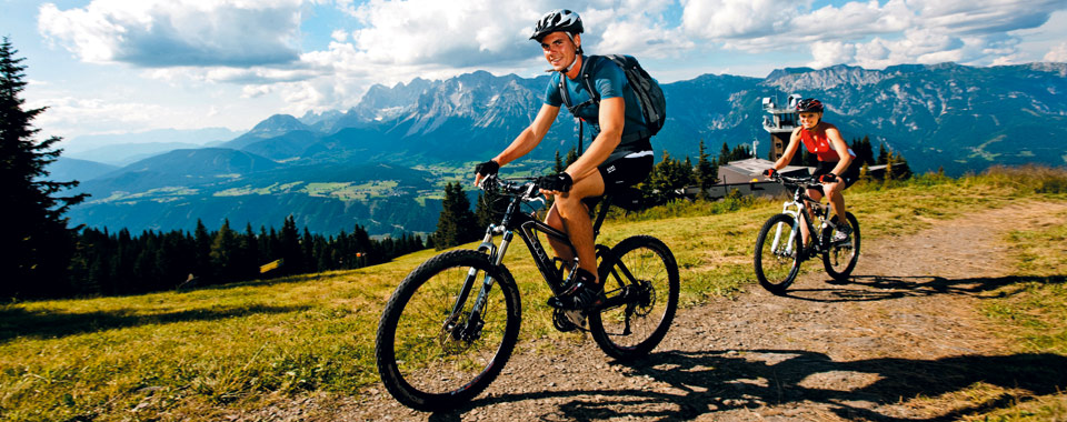 Bike-Paradies Schladming - Planai